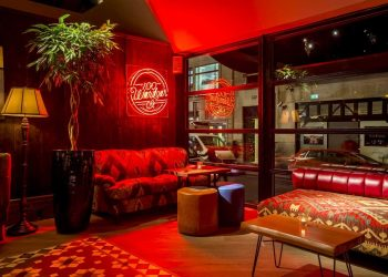 100 Wardour St Bar & Lounge (10)