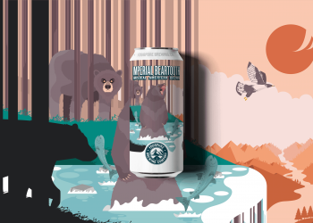 Fourpure Imperial Beartooth Imperial American Brown Ale