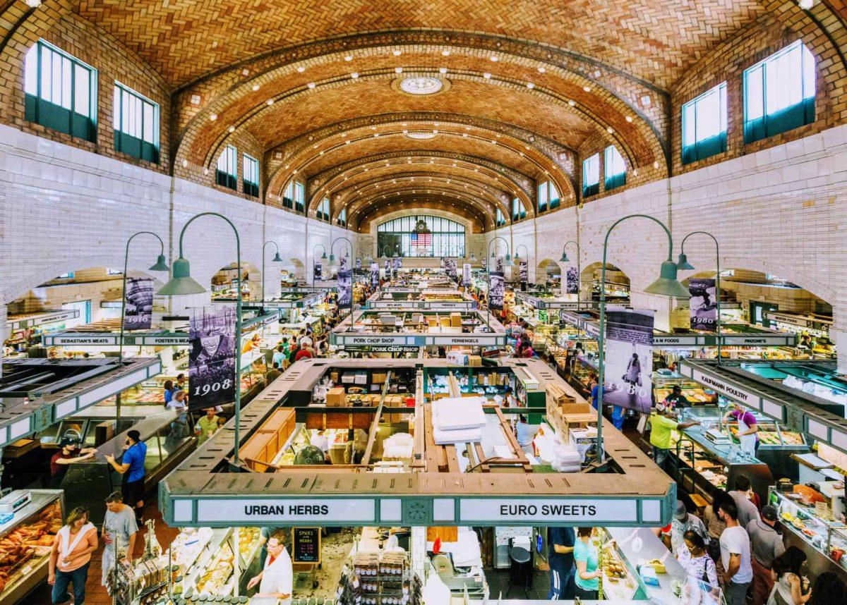 West Side Market Cleveland