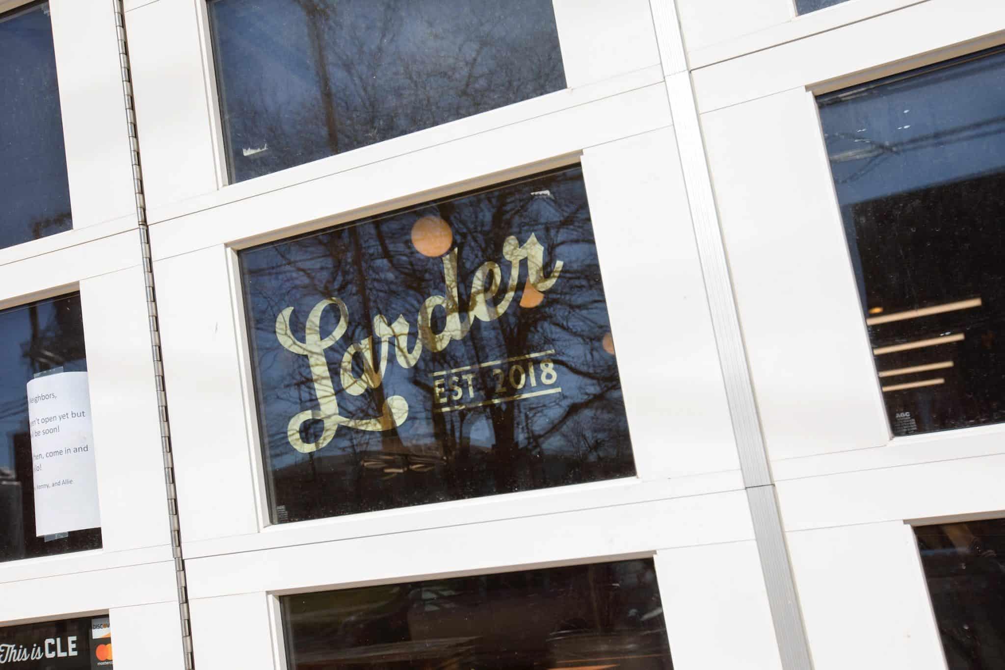 Larder Cleveland window | Photo: Karin McKenna