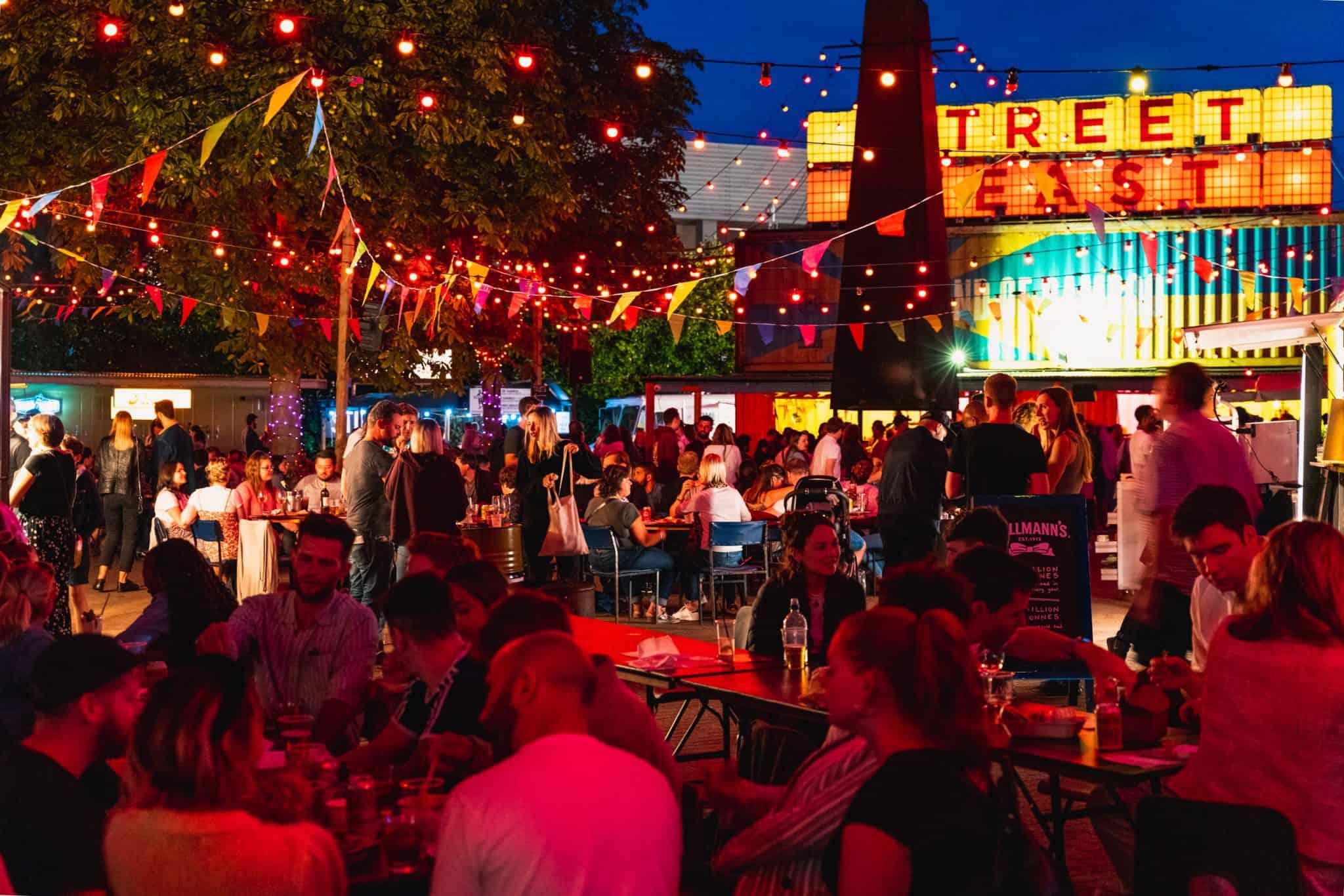 Street Feast Slice World Hawker House