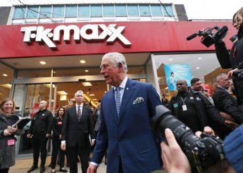 Prince of Wales TK Max