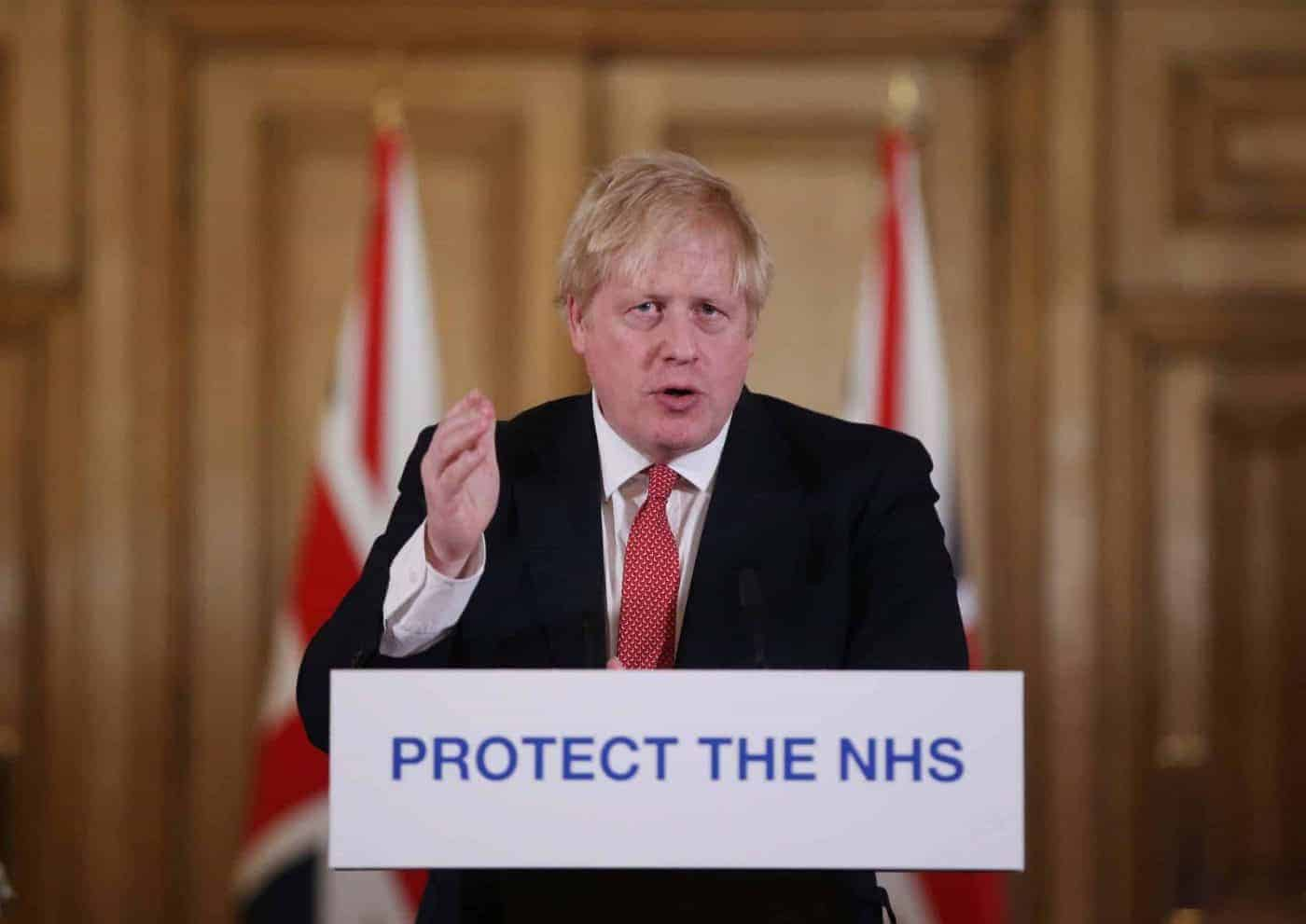 United Kingdom  politician chides PM Johnson for spurning European Union  ventilator programme