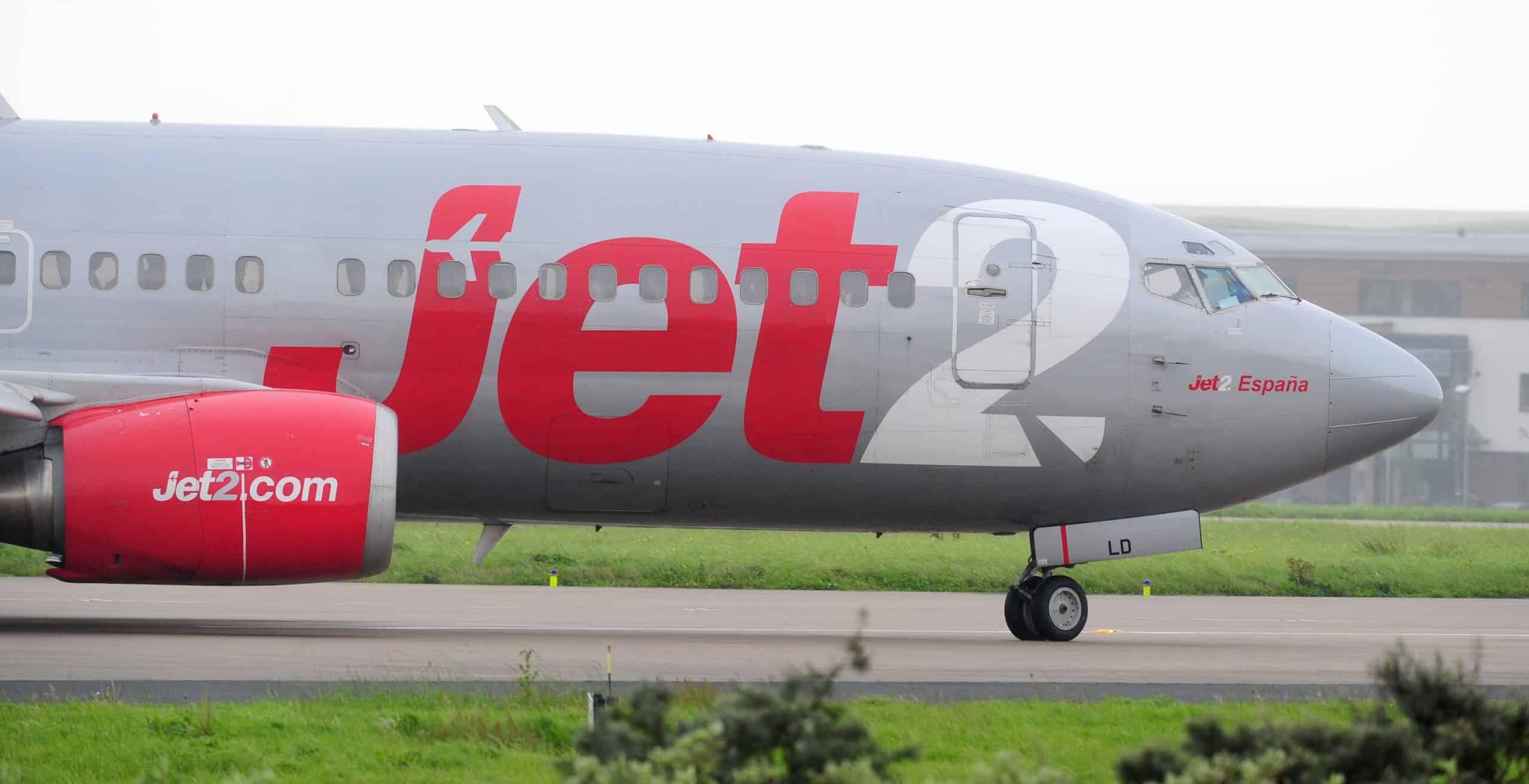 Jet2 Planes Turn Back From Spain Mid-Flight