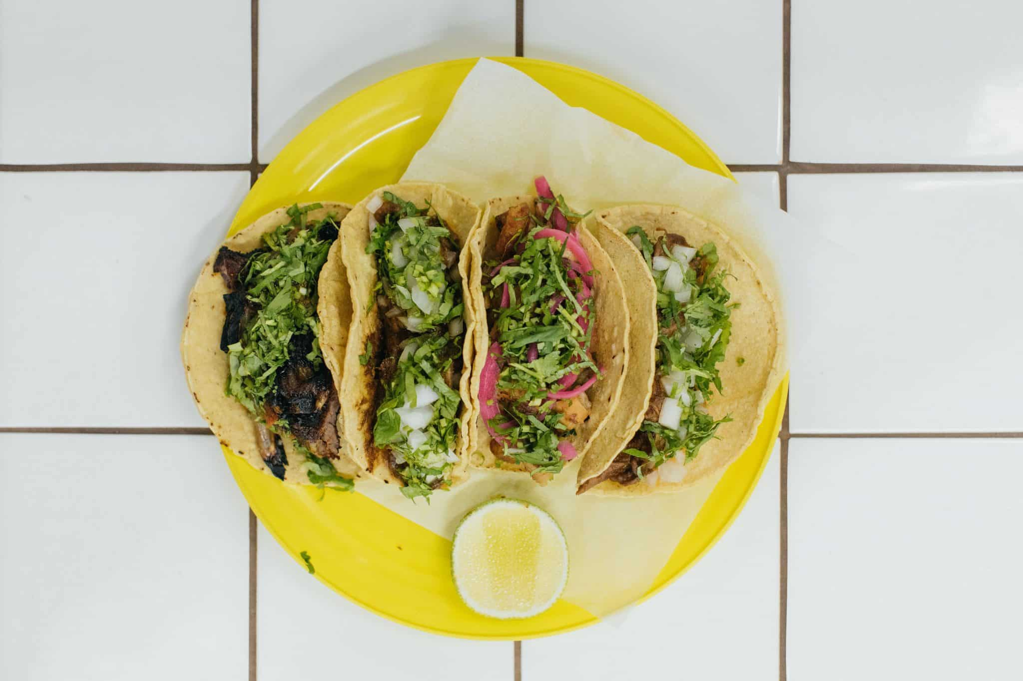 Tacos Padre delivery deliveroo | Photo: Maureen Evans