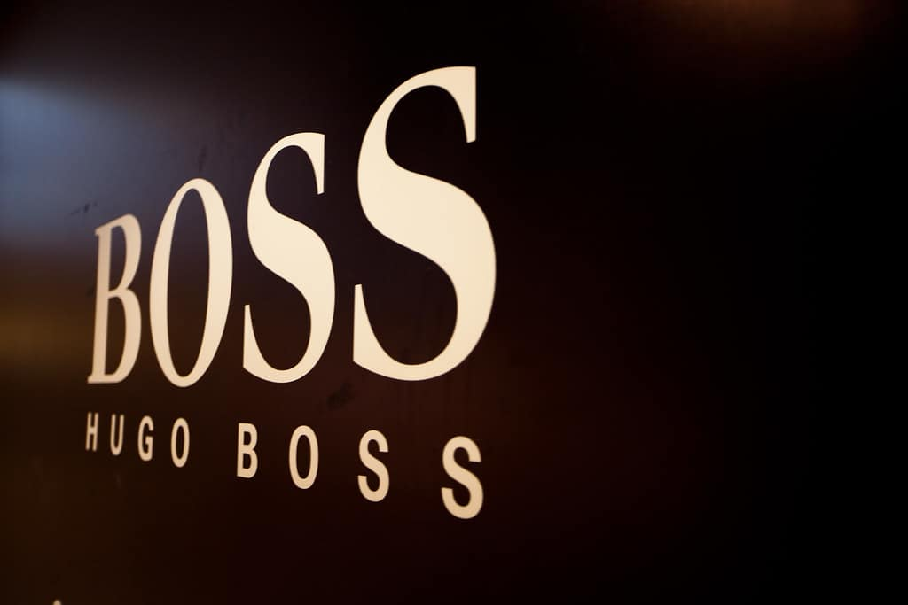 Comedian 'legally changes name to Hugo Boss' in trademark taunt