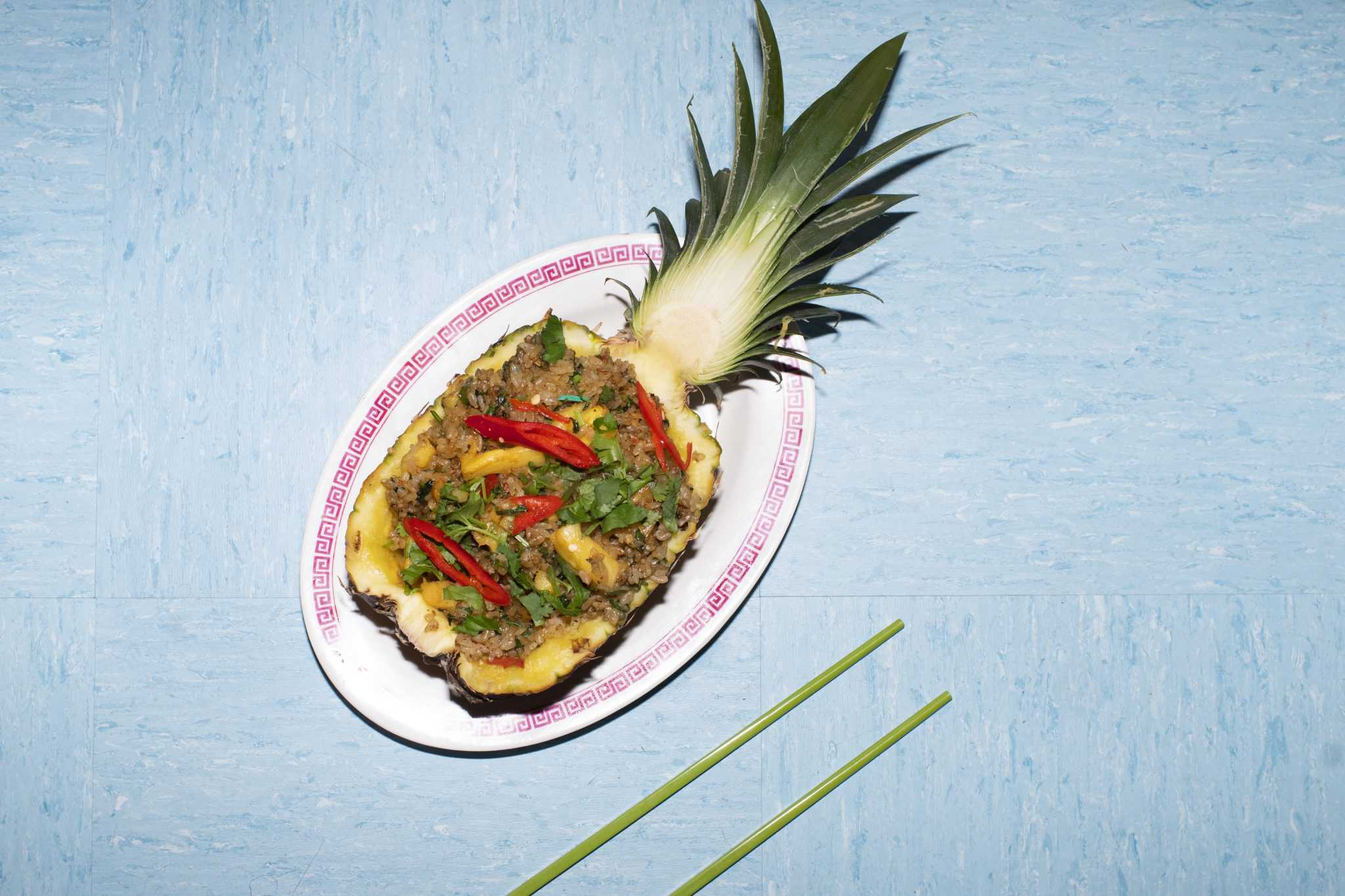 Pineapple Fried Rice_Lucky & Joy (Credit_Lucy Sparks) Covid-19 Take away delivery