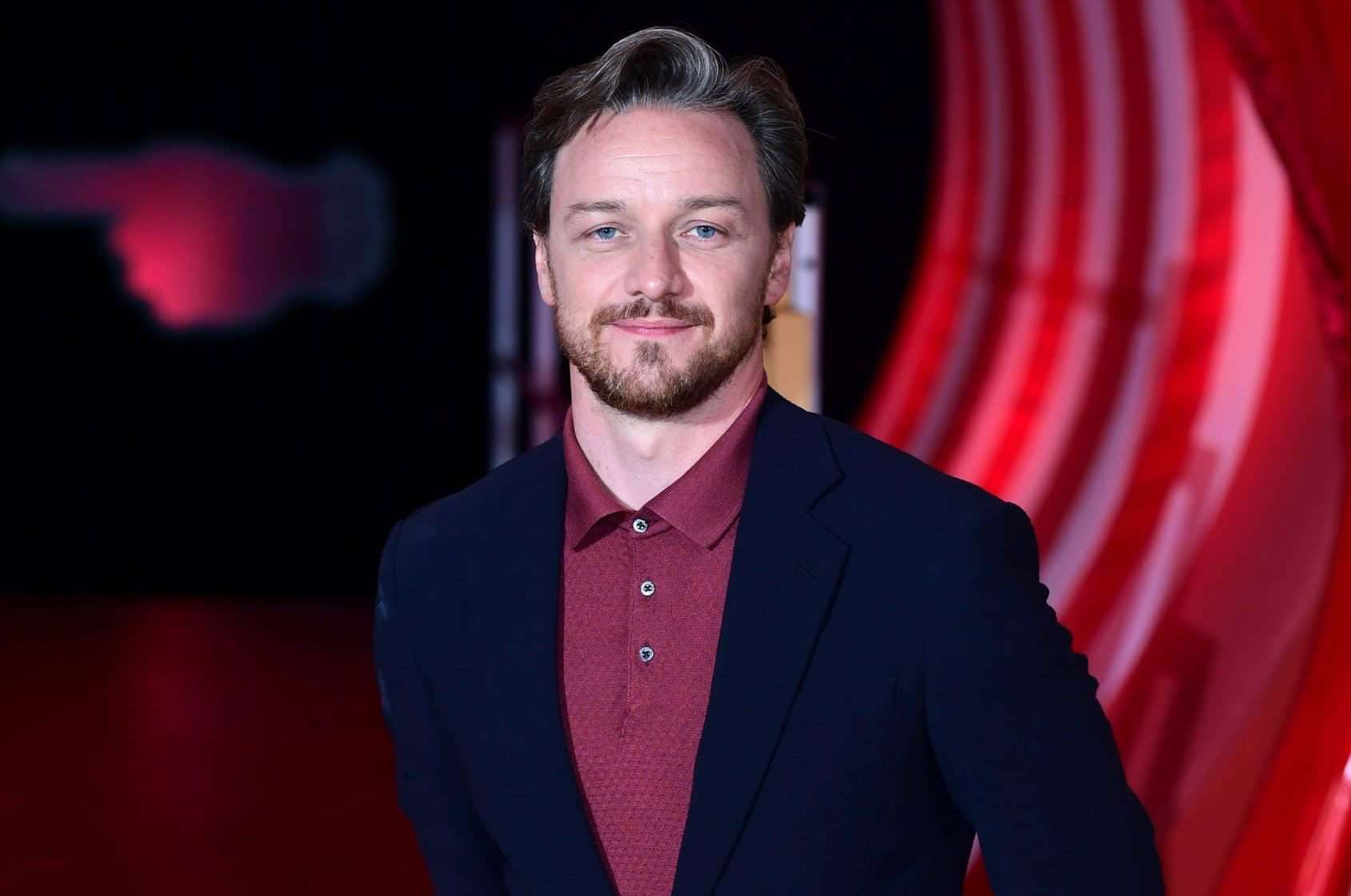 James McAvoy donates £257,000 to NHS medics' PPE crowdfunding appeal