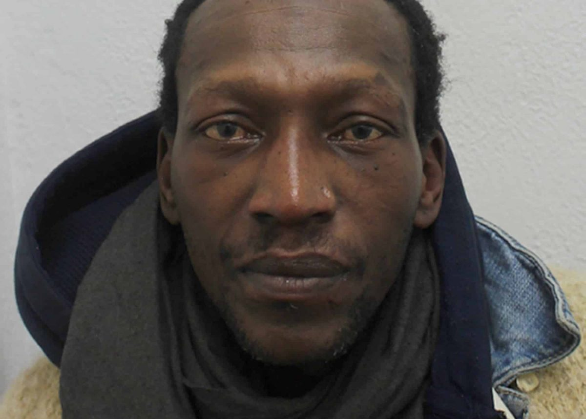 Metropolitan Police undated handout photo of Sheffick Brimer who has been jailed after he claimed to be a resident of Grenfell Tower and defrauded a London council of nearly £32,000.