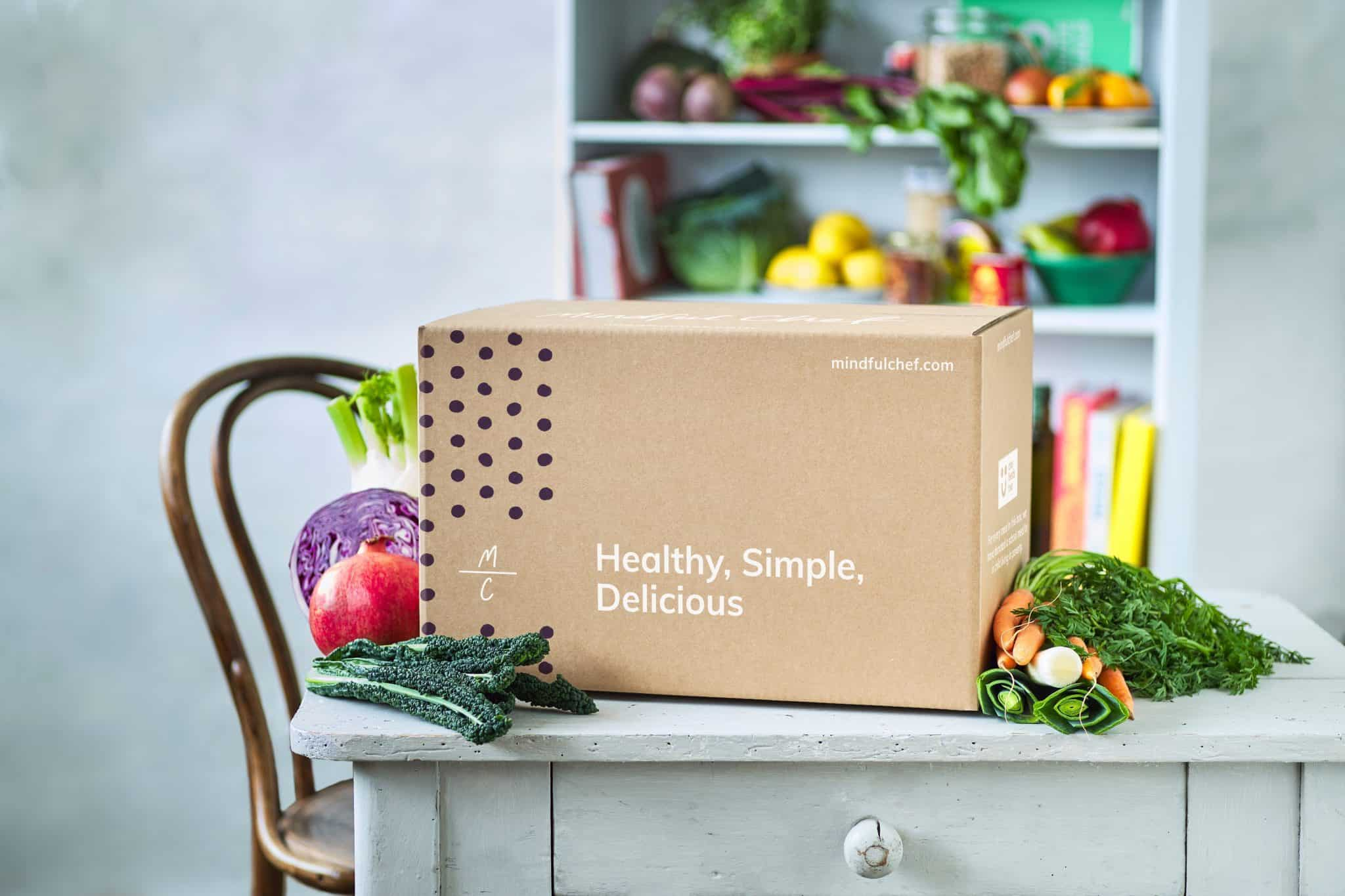 Mindful Chef produce delivery