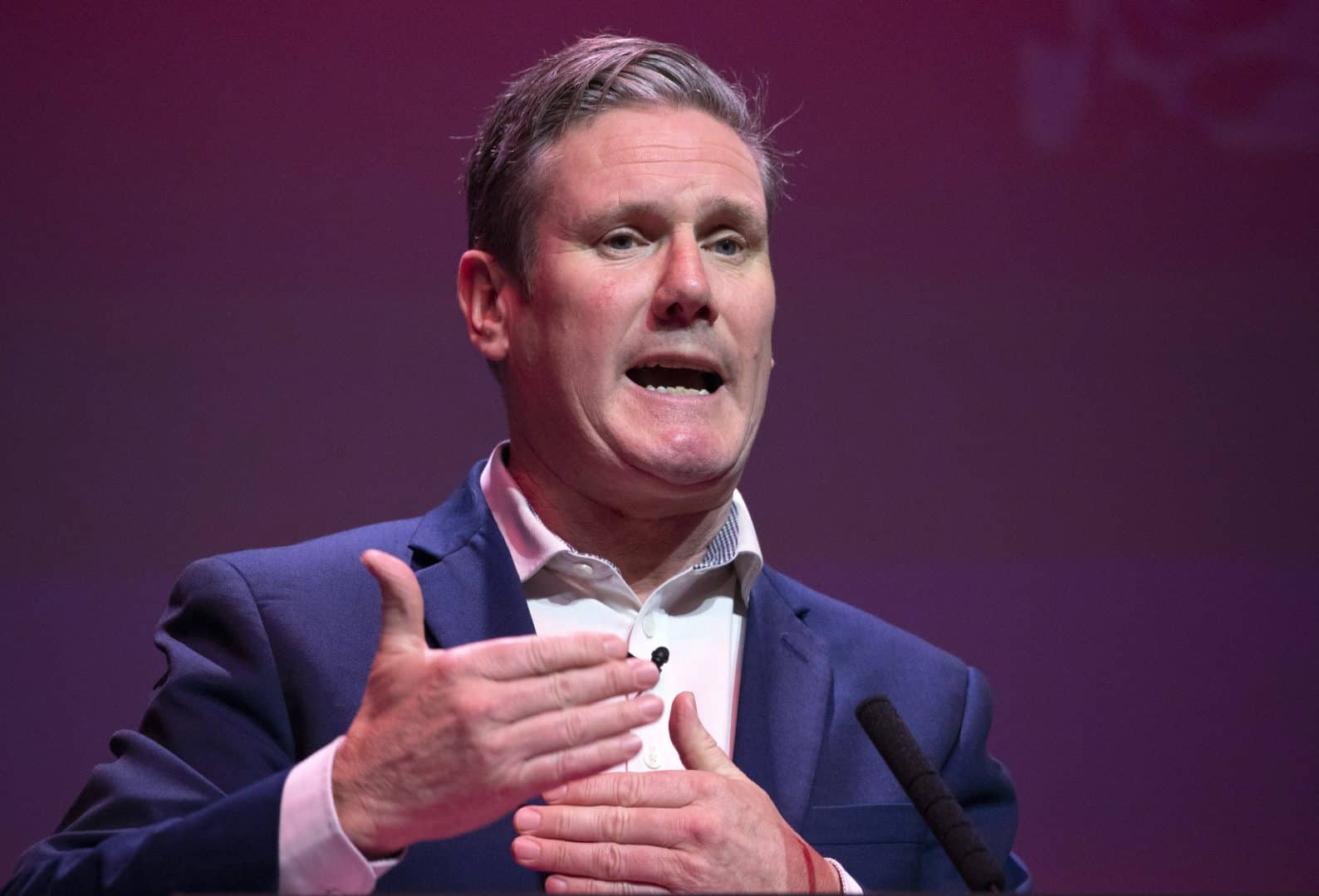 Kier Starmer orders urgent review into leaked antisemitism report