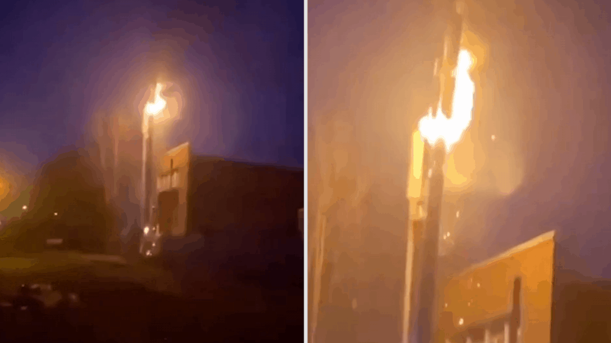 Masts in United Kingdom  burnt over claim linking coronavirus to 5G