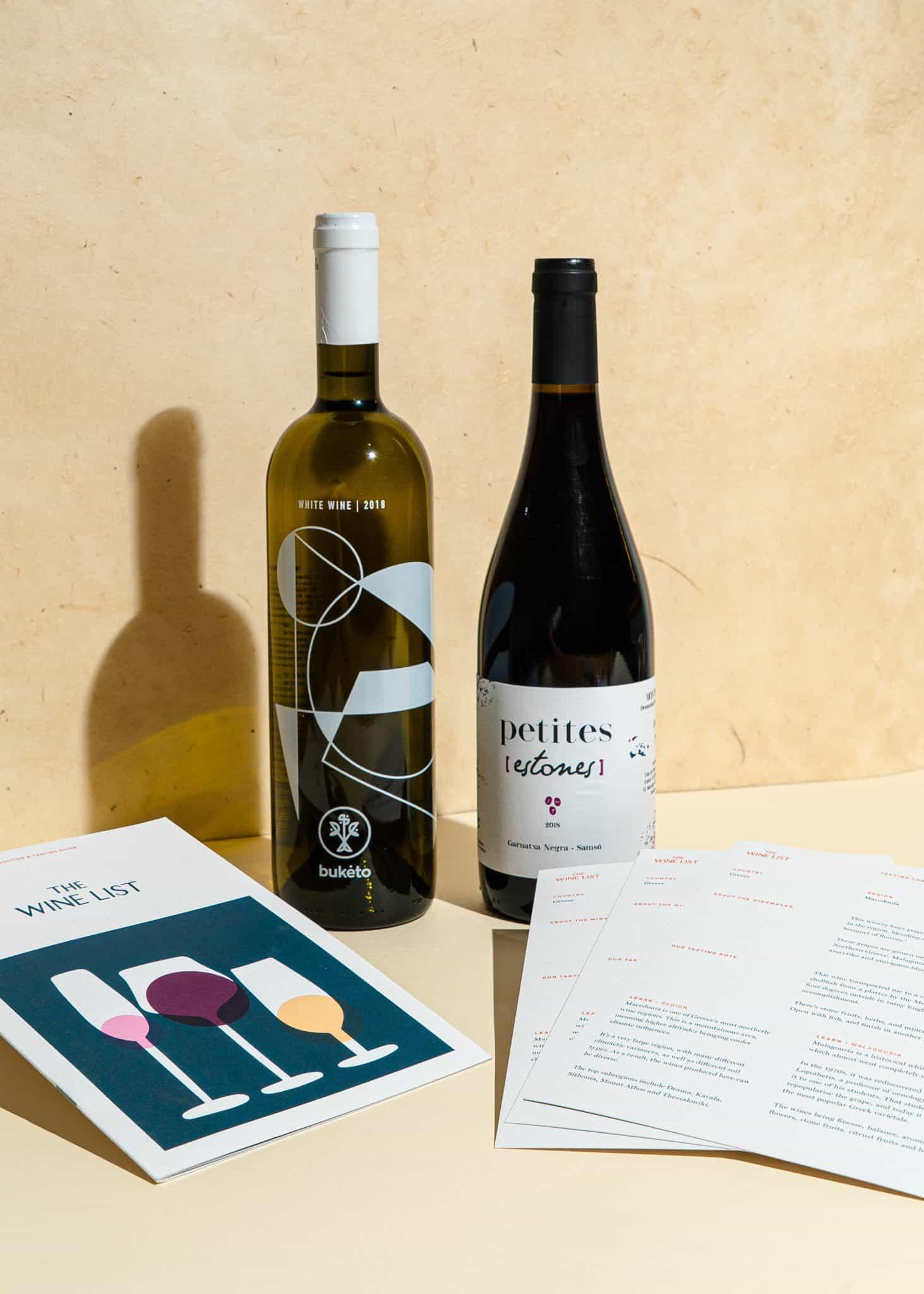 The Wine List