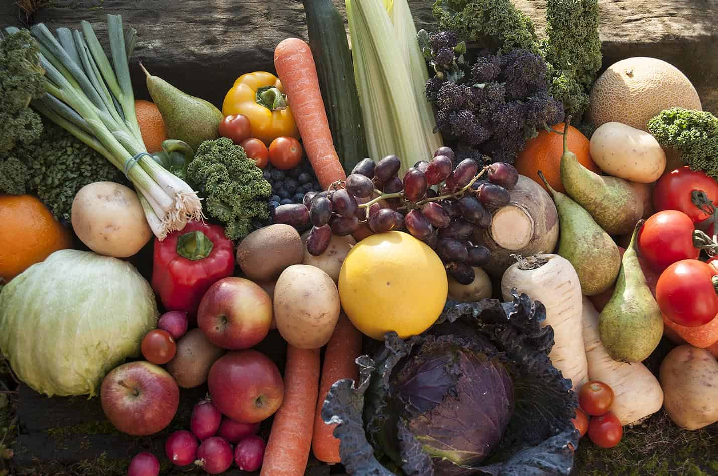 First Mile fruit and veg