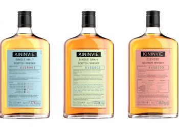 Kininvie Works Single Grain Scotch Whisky