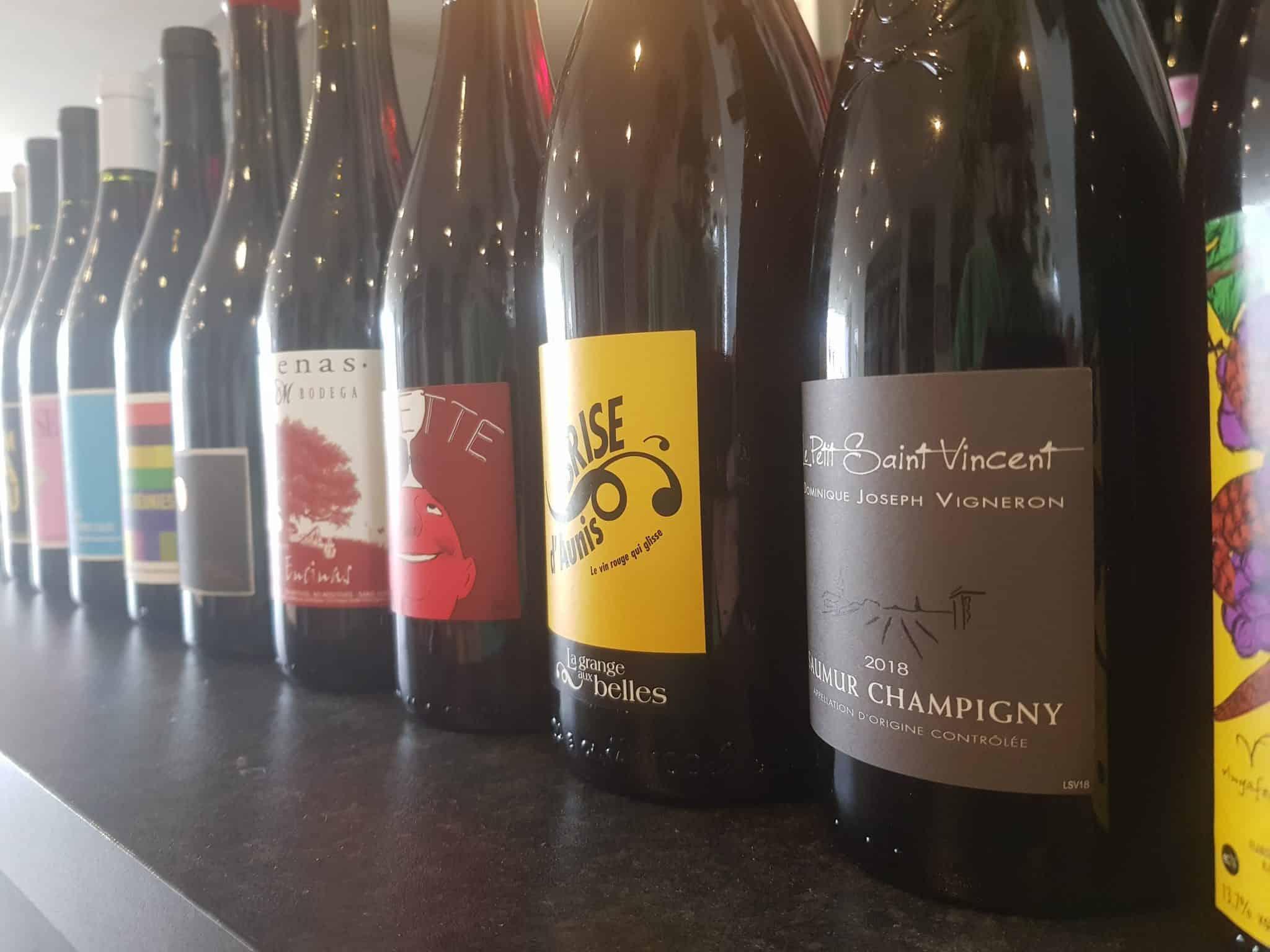 Highbury Library wine delivery