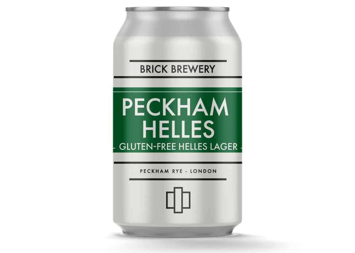 Brick Brewery Peckham Helles