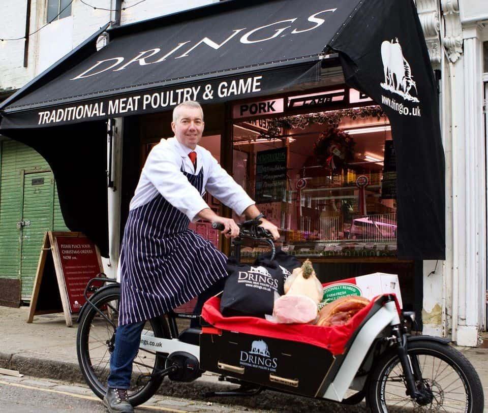 Drings Butchers Greenwich