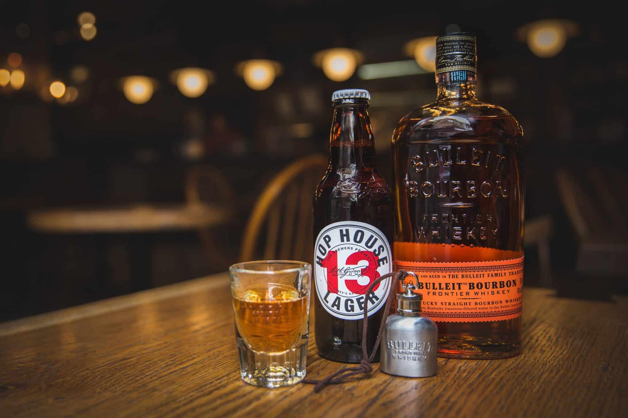 Bulleit Bourbon | Photo: Jade Nina Sarkhel