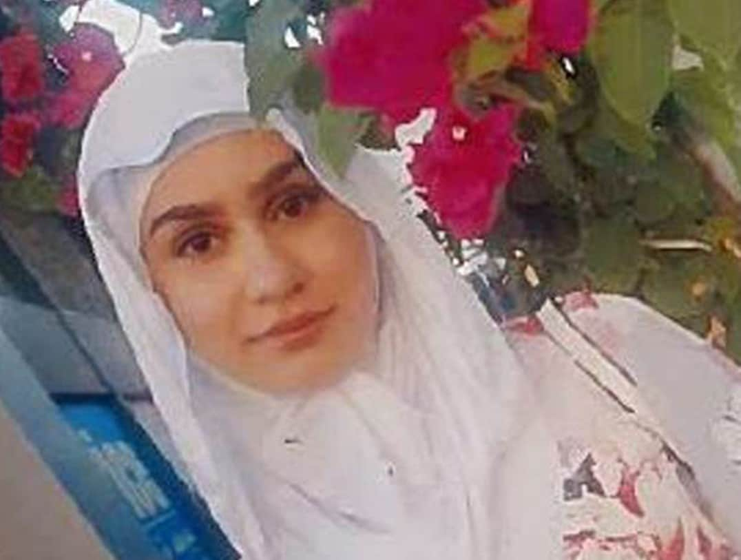 Undated handout photo issued by Lancashire Police of Aya Hachem who has been named as the 19-year-old woman shot dead in the street in Blackburn.