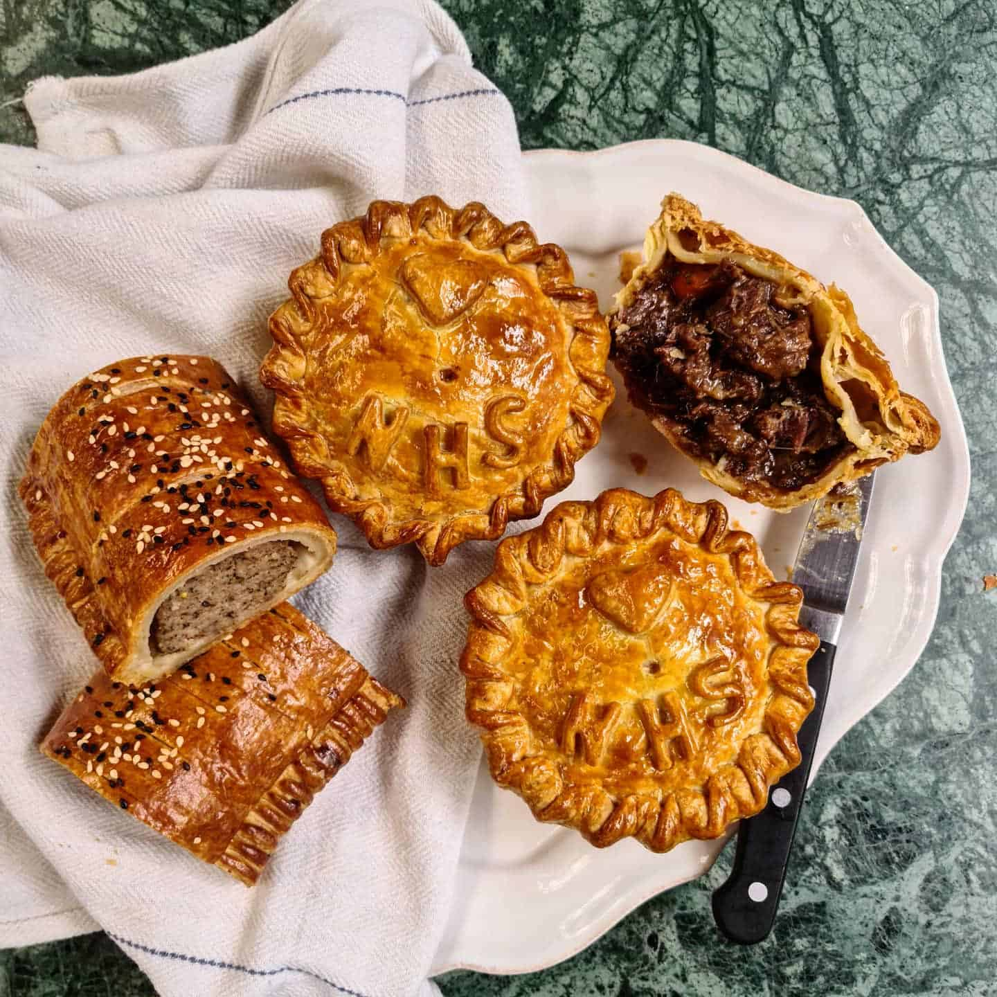Rosewood London - Claum Franklin pies NHS Drings Holborn Dining Room
