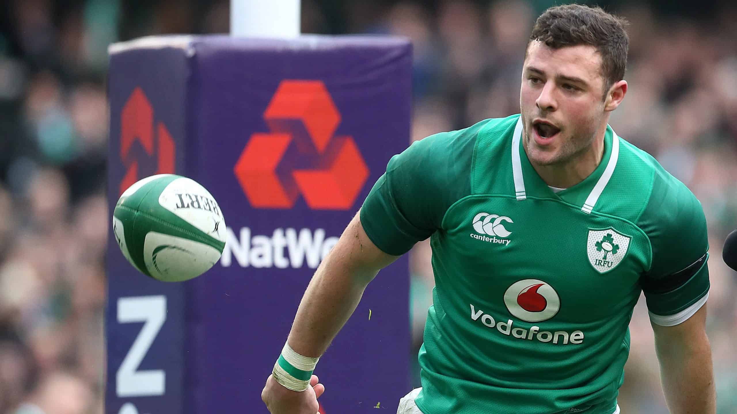 Life in lockdown: Robbie Henshaw on staying sane in a world without sport