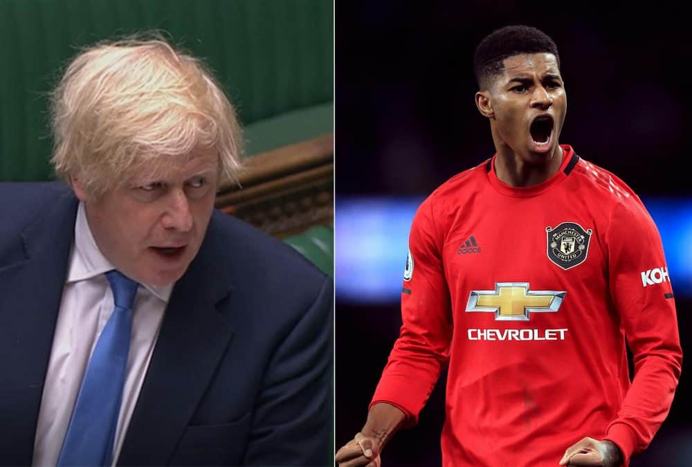 Viral tweet shows why Marcus Rashford's success is so crucial