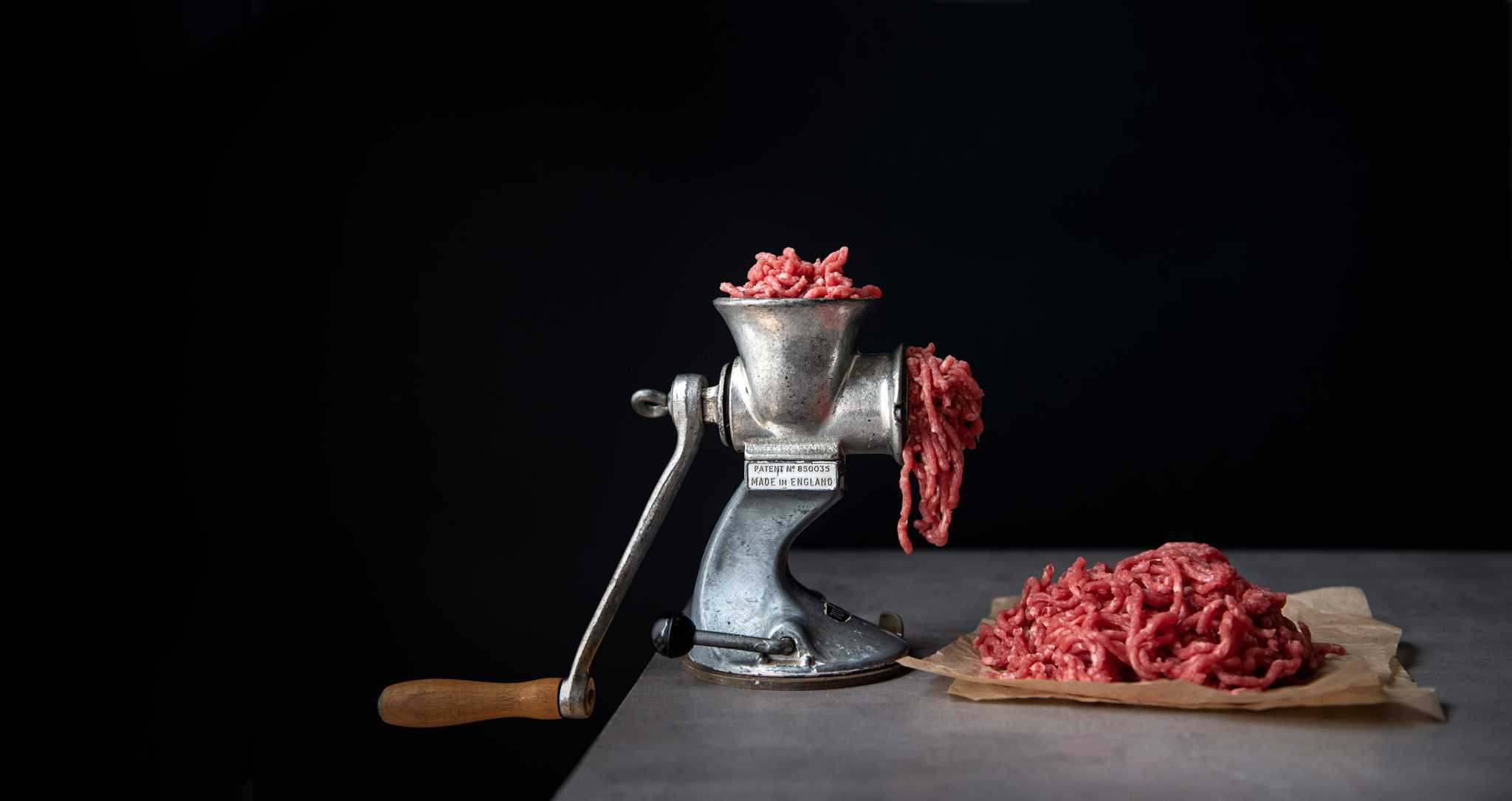 Farmison & Co chefs' choice grass fed heritage breed beef mince (1) food standards