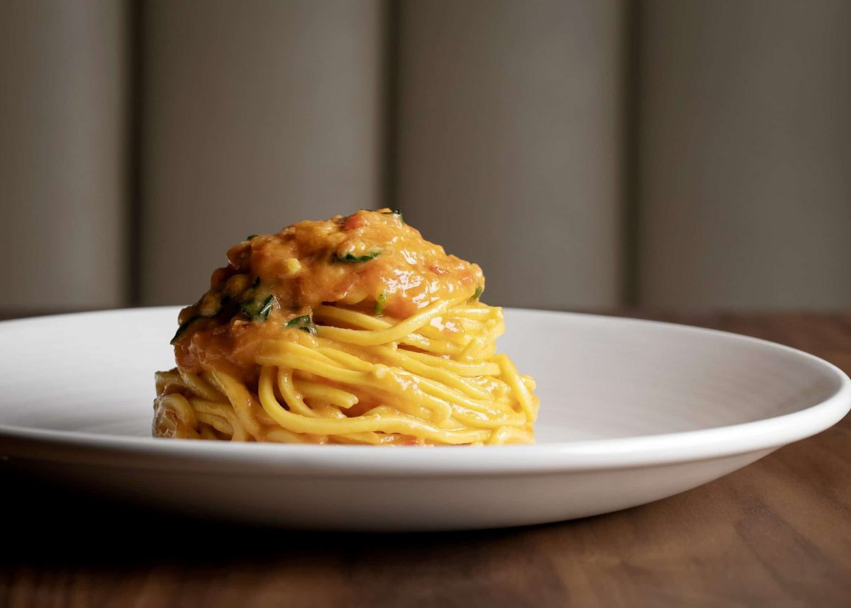 Sette Scarpetta spaghetti