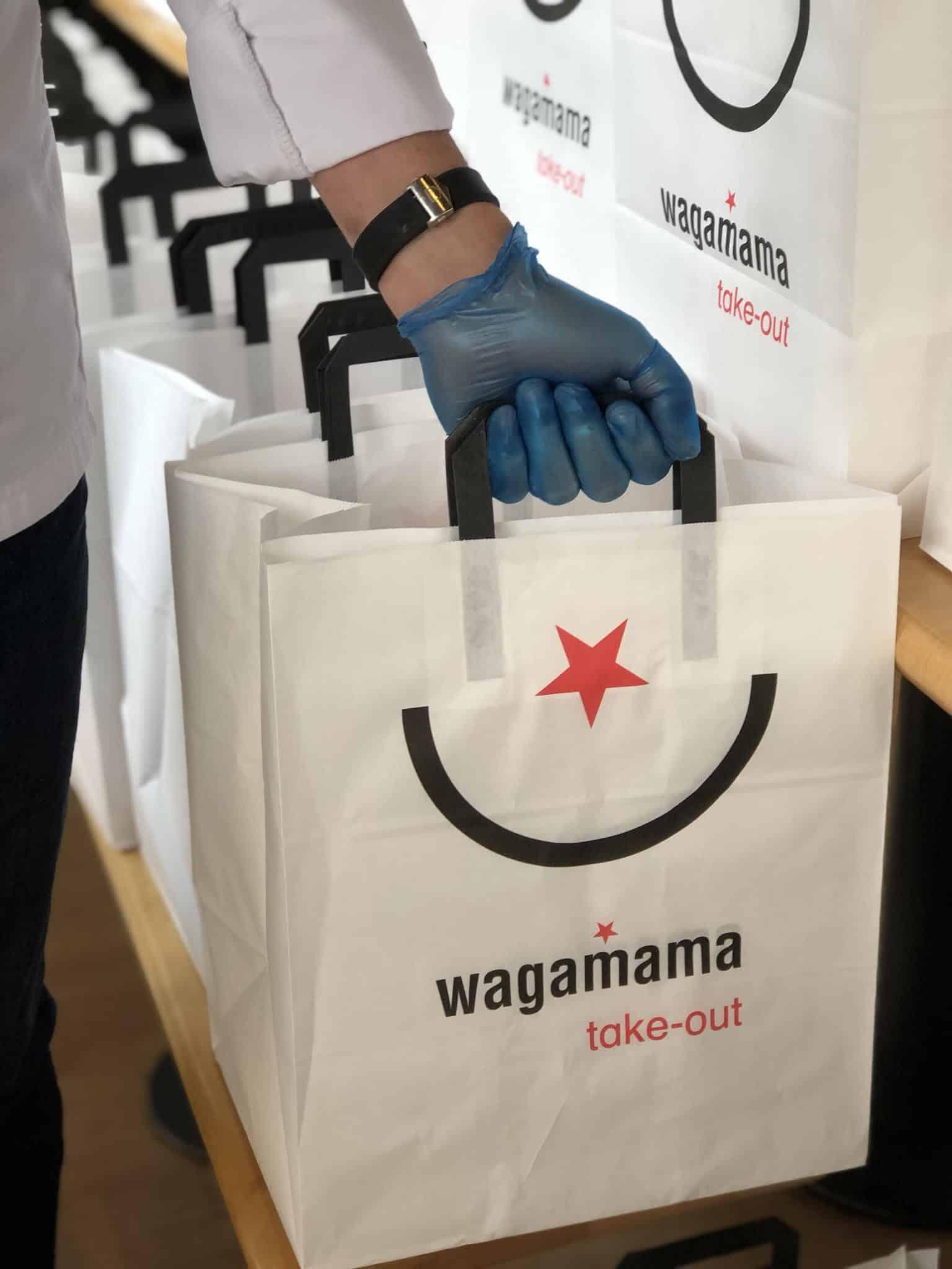 Wagamama take-away