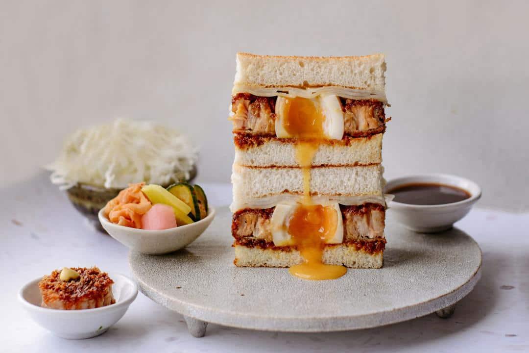 Hakata Ramen katsu sando recipe | Photo: Lucky Pilgrim
