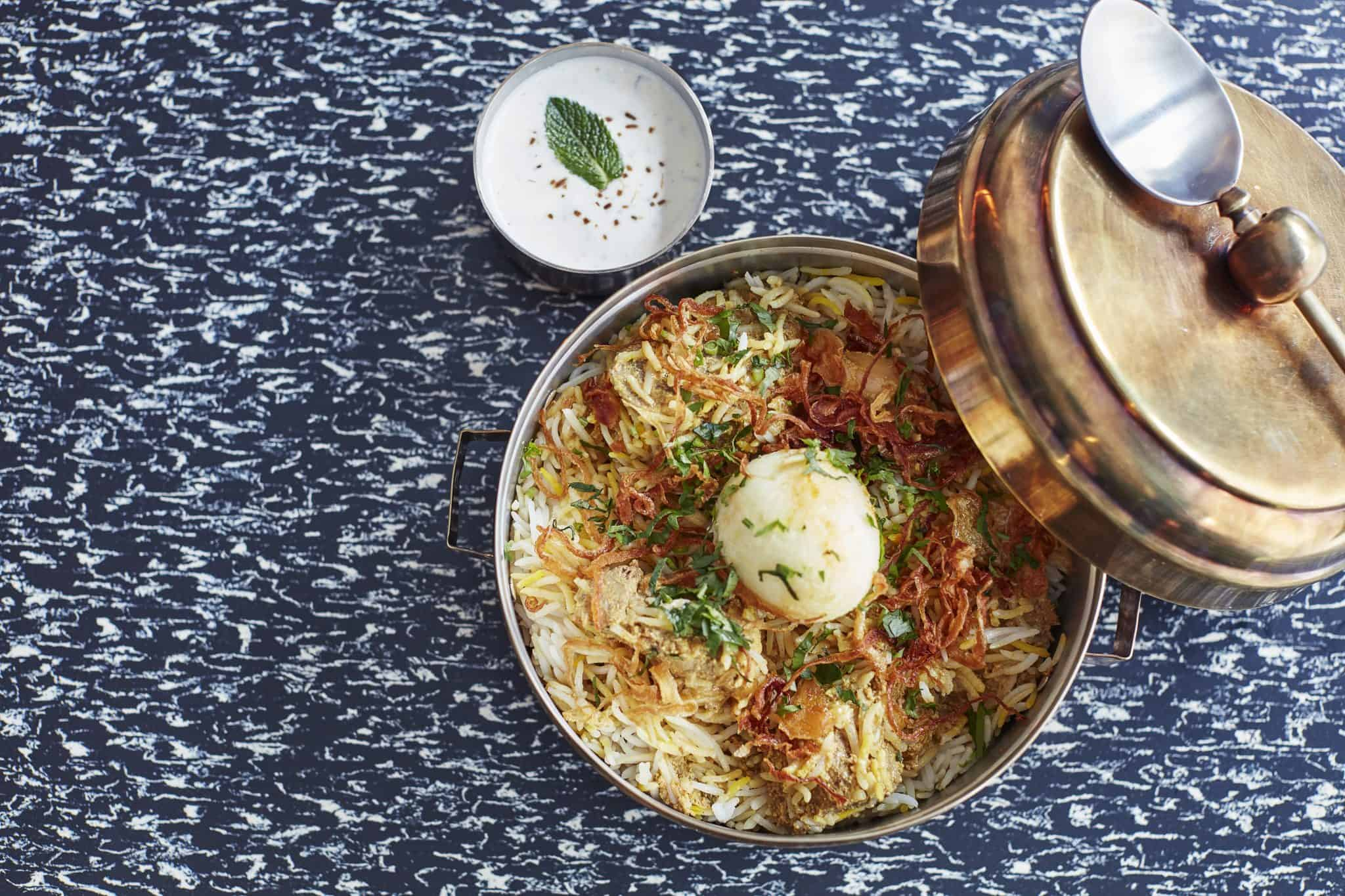 Bombay Bustle delivery rice