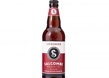 Salcombe Brewery Lifesaver