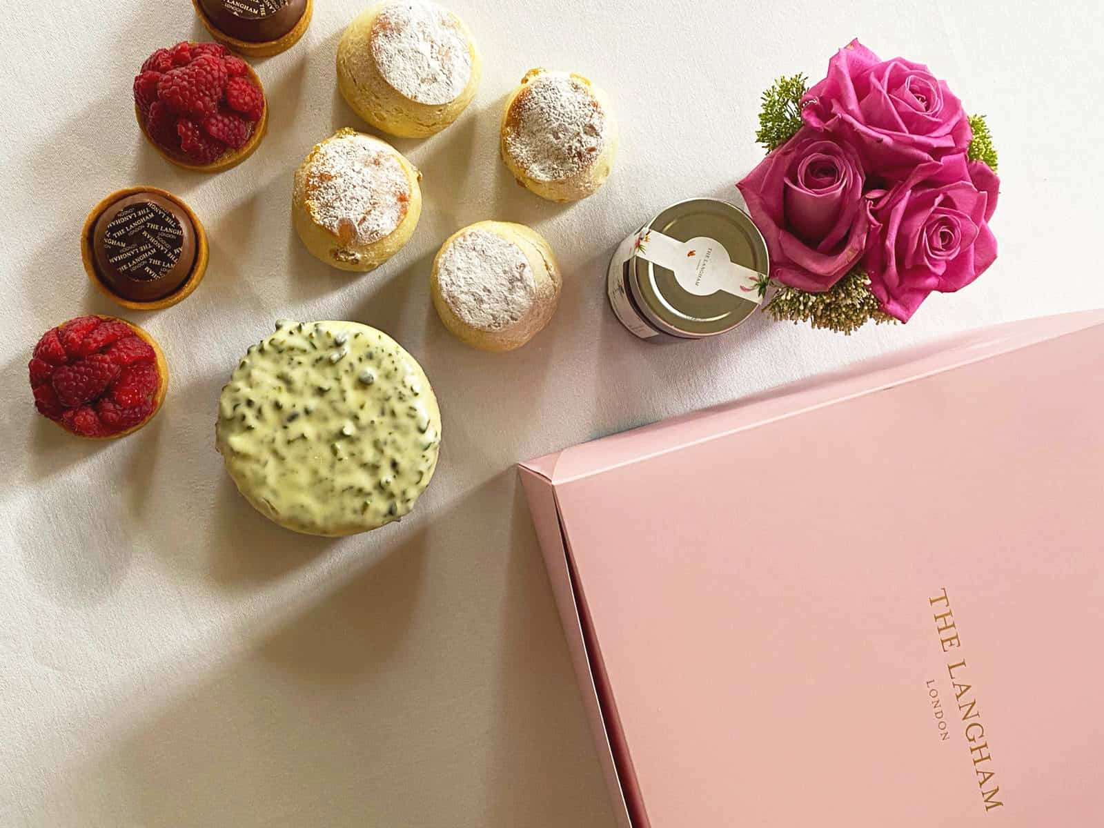 Afternoon Tea Gift Box The Langham, London