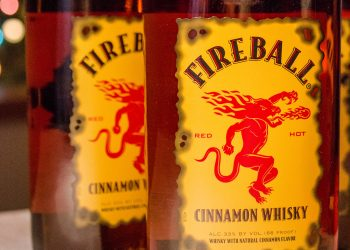 Fireball Cinnamon Whisky | Photo: © m01229 / Flickr