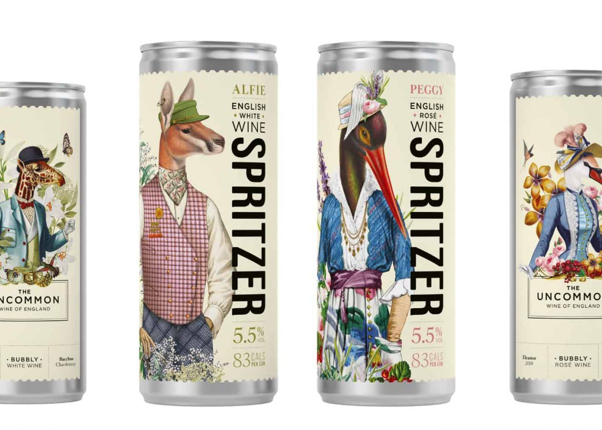 The Uncommon canned wine 2020 range