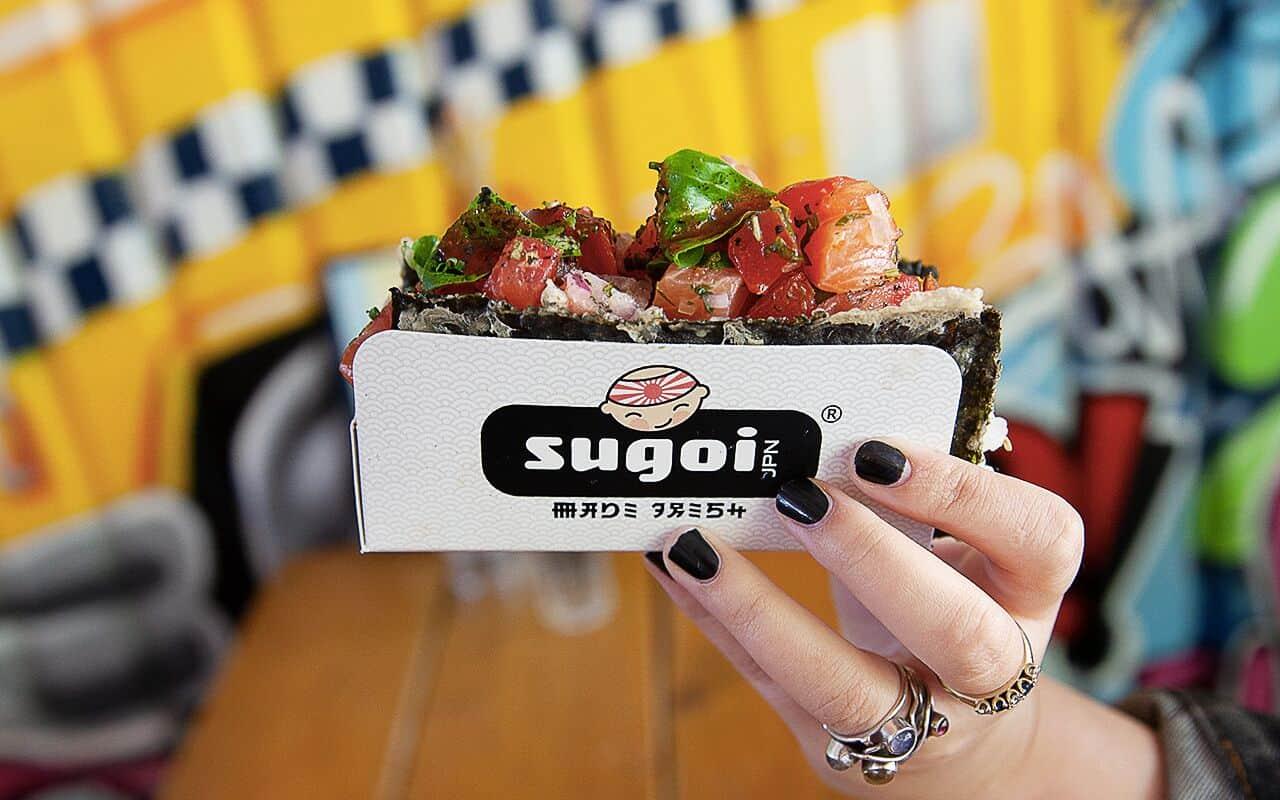 Sugoi JPN new restaurant