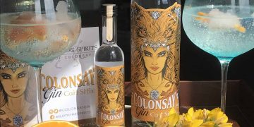 Colonsay Gin Cait Sith