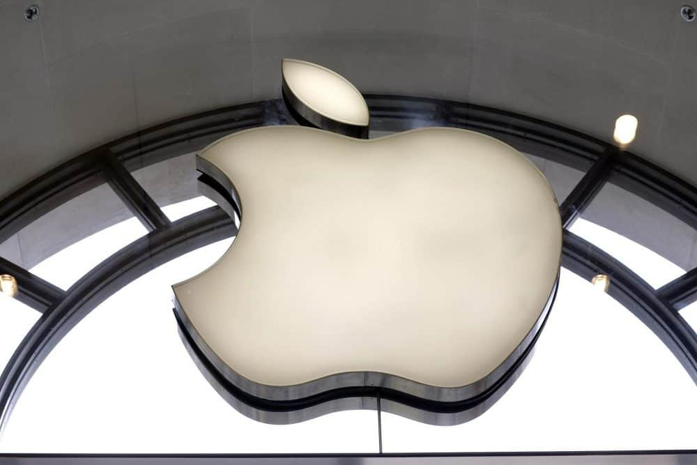 Undated file photo of the Apple logo. Apple and Ireland have won their appeal against the European Commission over a 13 billion euro tax bill.