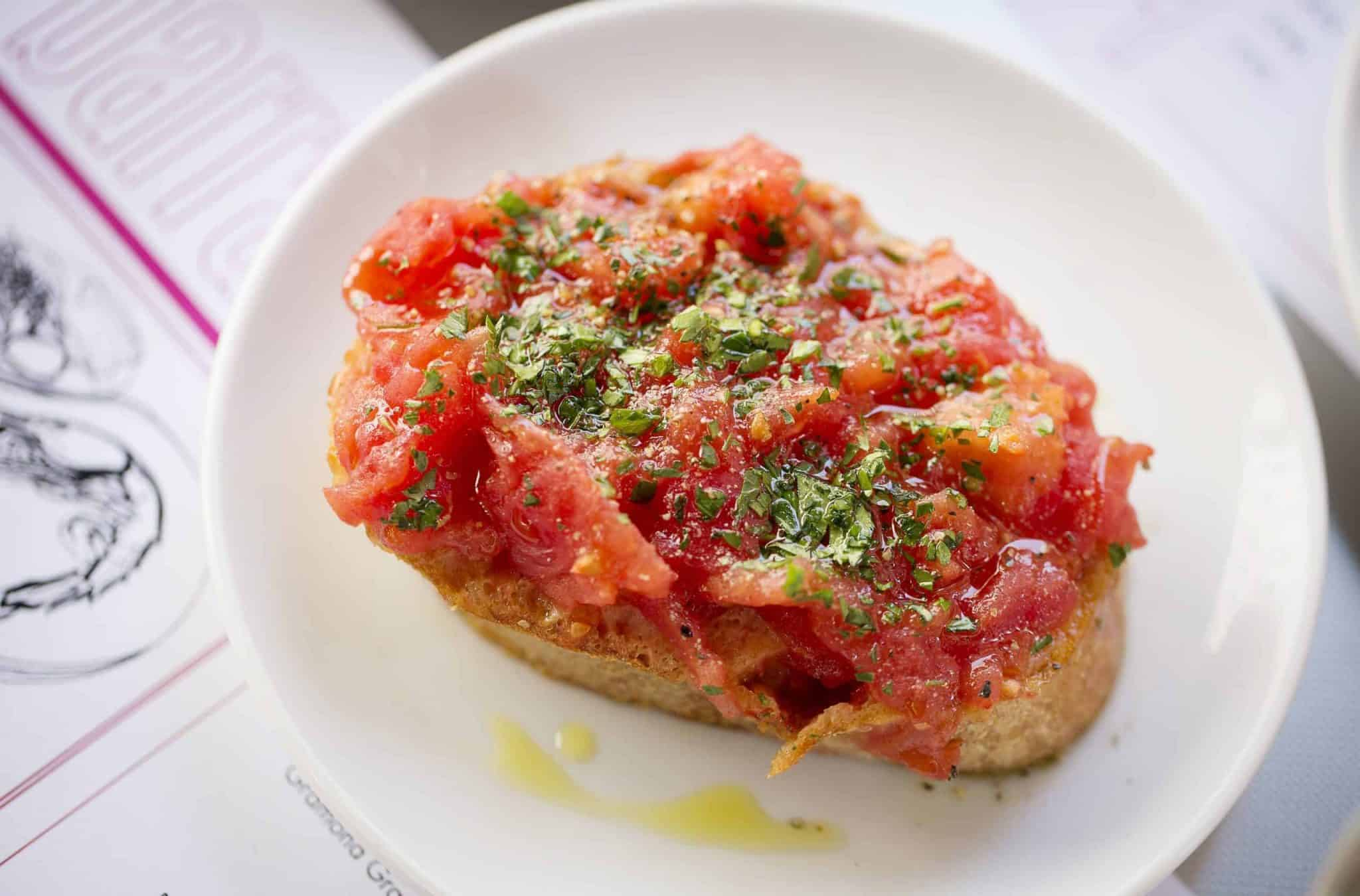 Barrafina Pan con Tomate | Photo: John Carey