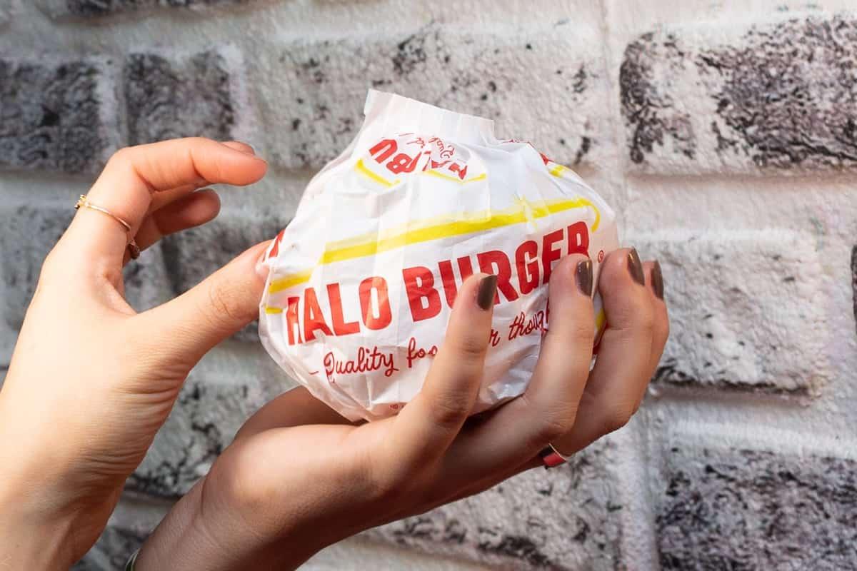 Halo Burger Credit- Tom Moggach