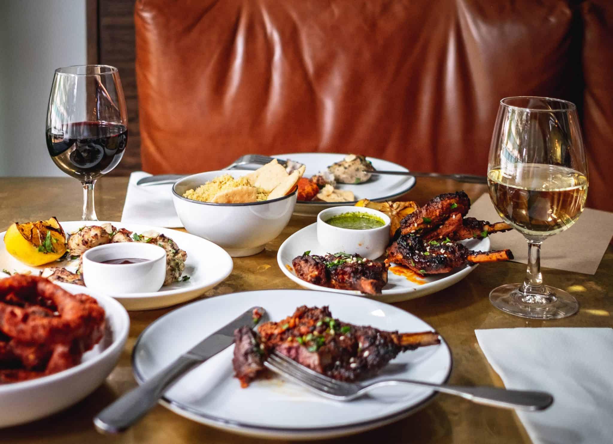 new restaurant Tandoor Chop House | Photo: Caitlin Isola