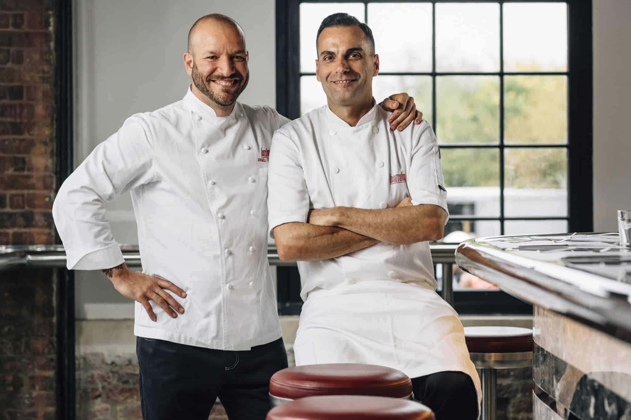 Barrafina chefs | Photo: Greg Funnell
