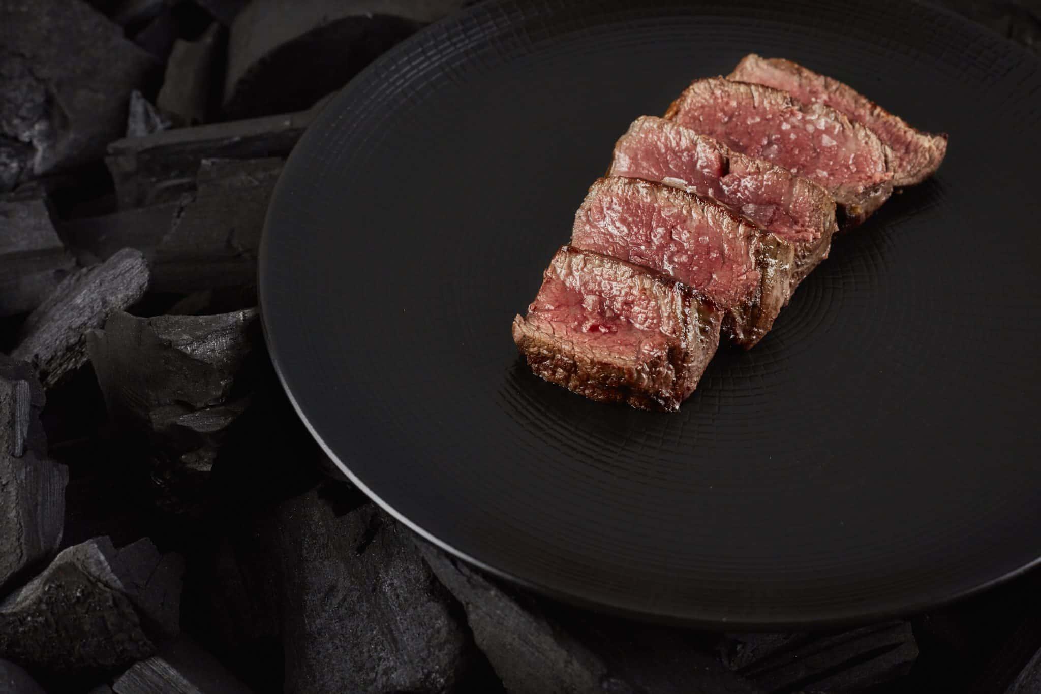 M Restaurants Steak | Jodi Hinds Food Photographer London