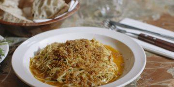 National Restaurant Awards Top 100 Auction Padella Shoreditch Tagliarini | Photo: Elena Heatherwick