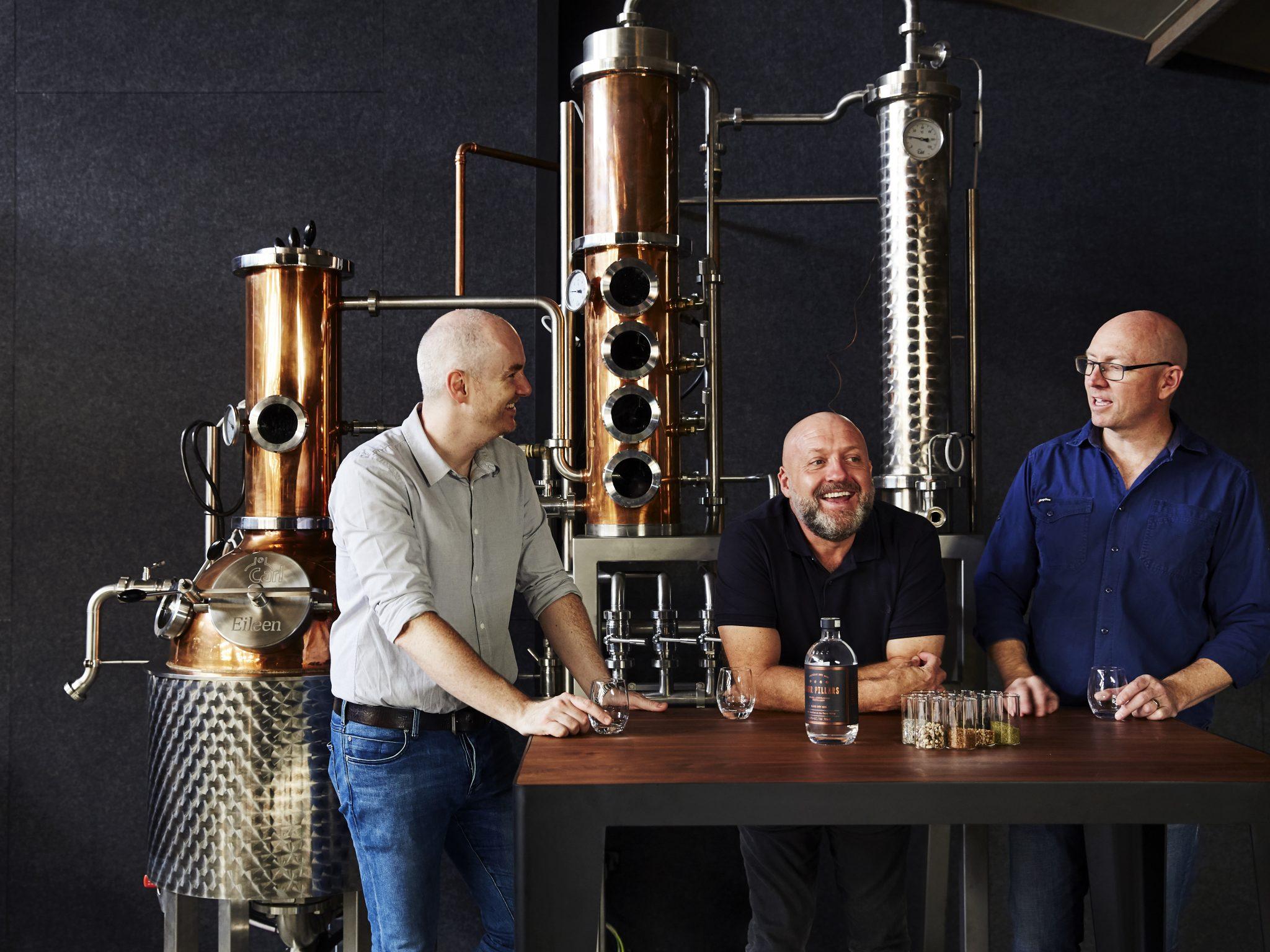 Four Pillars Gin Distillery Bloody Shiraz