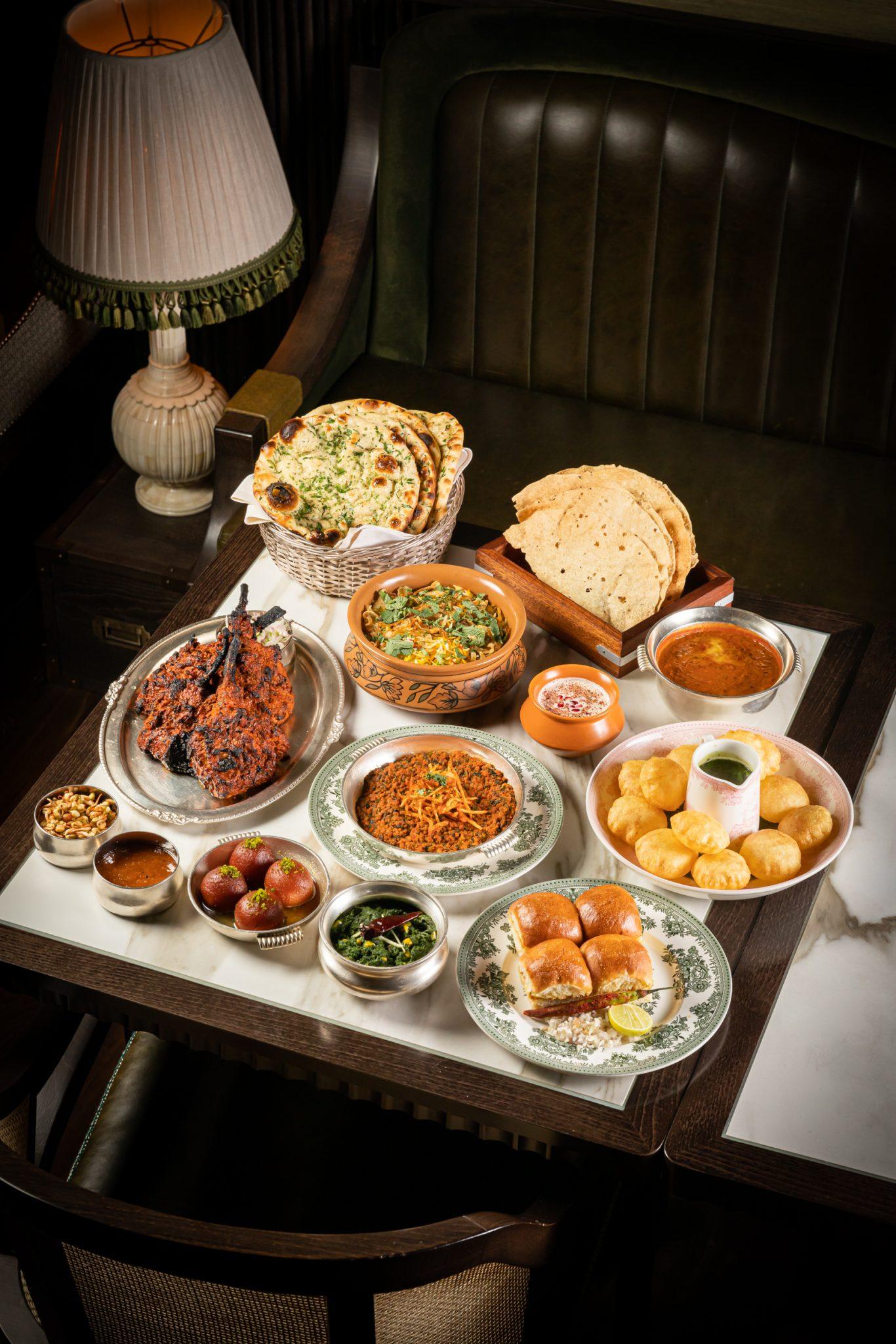 Gymkhana Experience - best restaurant retail platforms
