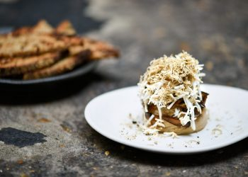 Fallow Mushroom Parfait 2 - Credit - Goya Photography Valentine Warner