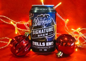 Signature Brew The Darkness Bells End Extra Seasonal Bitter