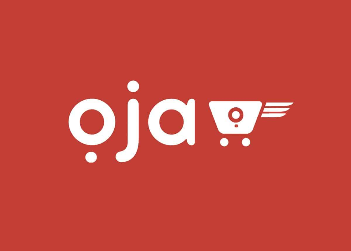 Oja - Red Background